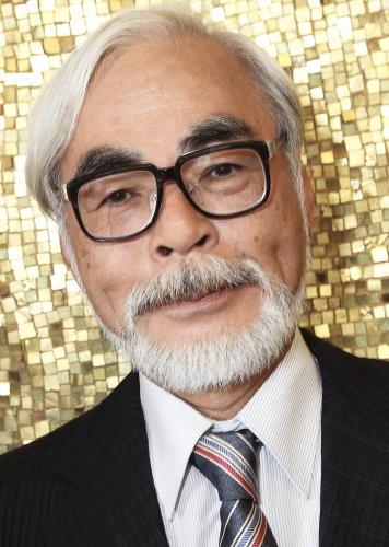 Hayao Miyazaki Oscar honorífico
