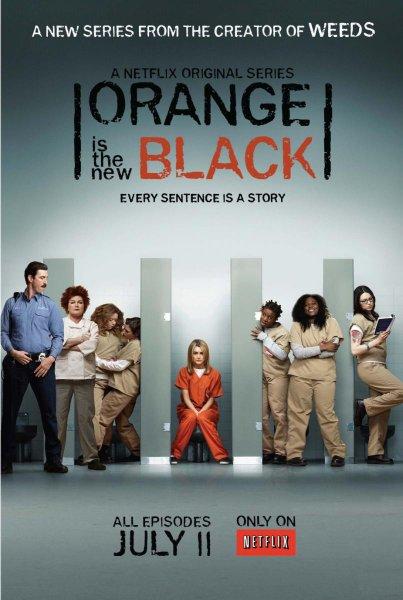 Póster de la serie Orange is the new black