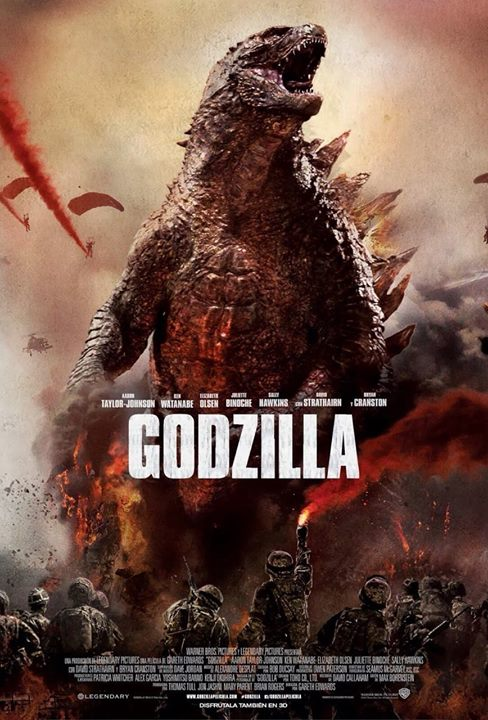 Secuela de Godzilla 2018