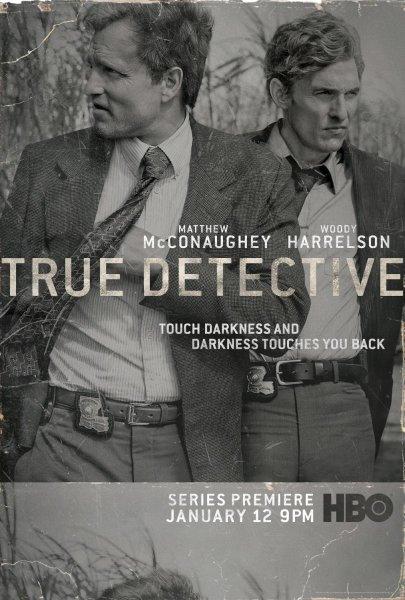 Póster de True Detective