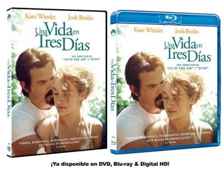 Una vida en tres días ya en Blu-ray y DVD
