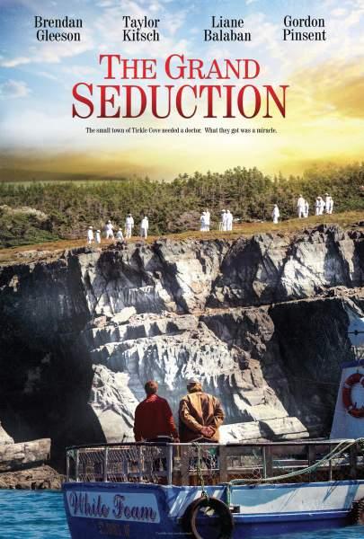 Póster de La gran seducción