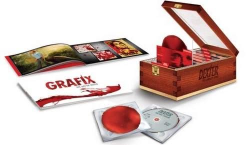 Edición coleccionista de Dexter