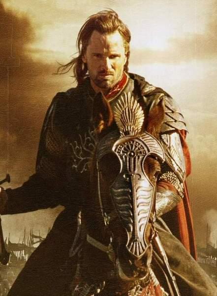 Aragorn en el western de Tarantino en The Hateful Eight