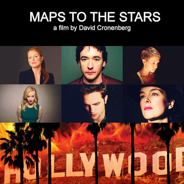 Maps to the stars de David Cronenberg