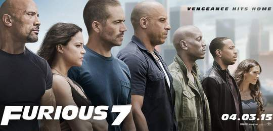 Trailer en español de crítica de Fast & Furious 7