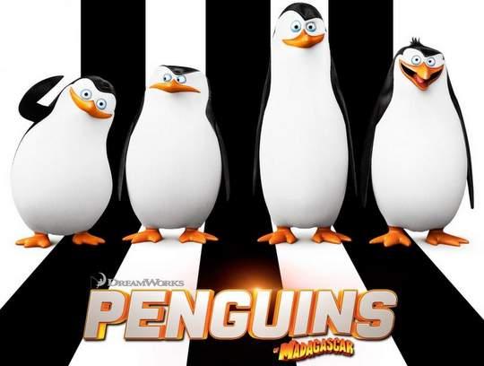 Crítica de Los Pingüinos de Madagascar