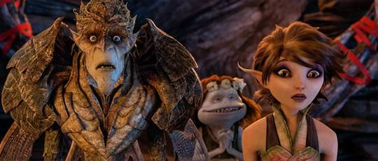 Disney presenta Strange Magic
