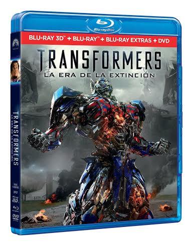 Concurso Transformers: La era de la extinción