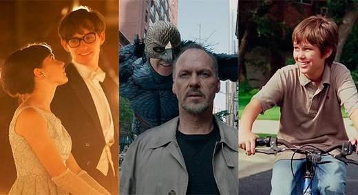 Nominaciones Globos de Oro 2015 Cine