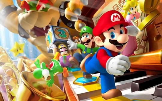 Nueva película de Super Mario