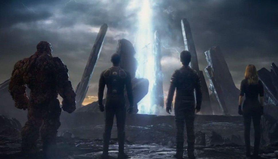 Primer Trailer de Los Cuatro Fantásticos 2014