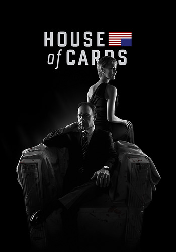 Póster de House of cards