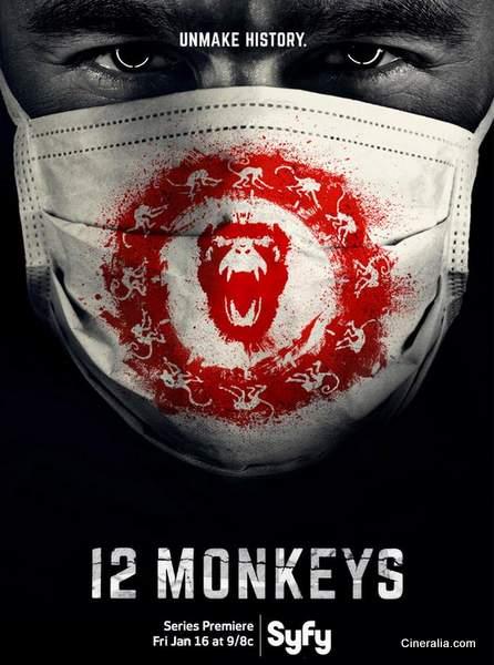 Póster de la serie de televisión 12 monos