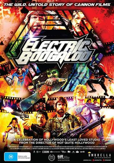 Póster de Electric Boogaloo