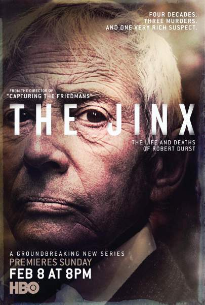 Póster de la serie The Jinx: The Life and Deaths of Robert Durst