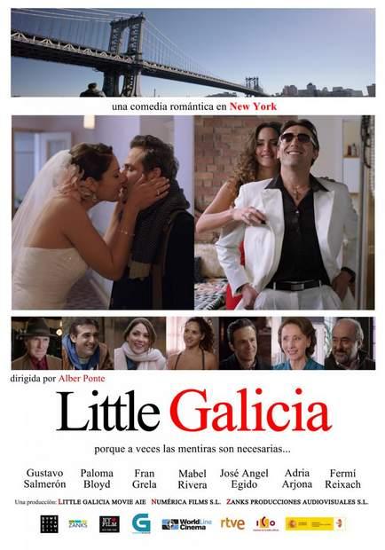 Póster de Little Galicia