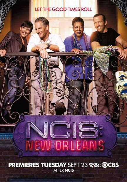 Póster de NCIS: Nueva Orleans
