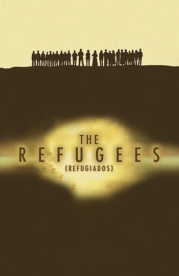 Póster Serie Refugiados