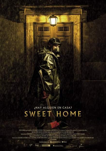 Póster de Sweet Home
