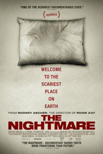 Póster de The Nightmare