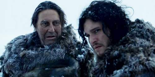 Game-of-Thrones-Mance-Rayder-Jon-Snow