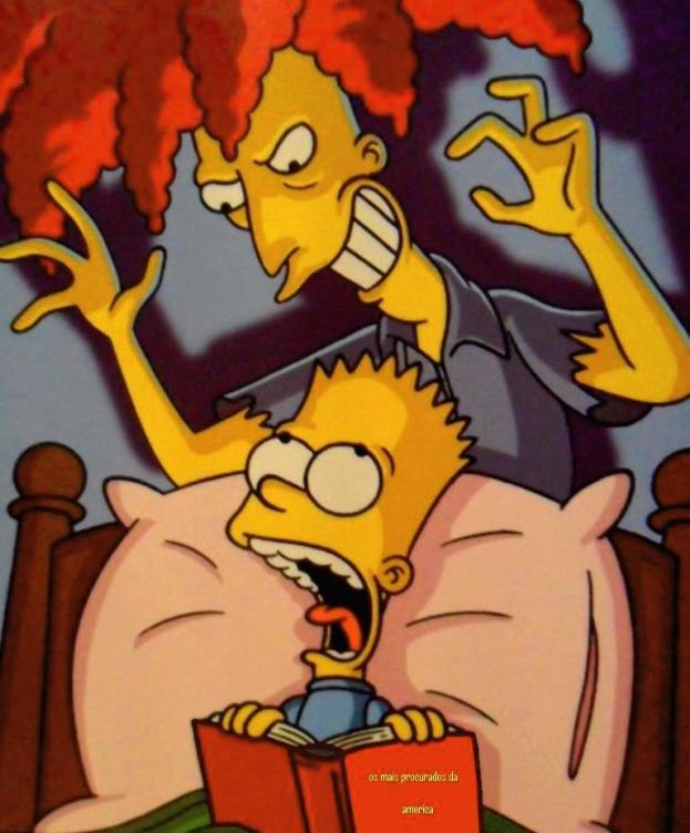 Actor secundario Bob matará Bart Simpson en Los Simpson