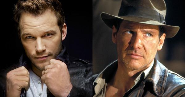 Chris Pratt será Indiana Jones