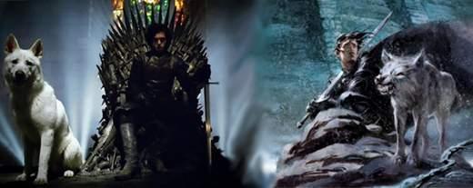 Especial Juego de tronos diferencias serie y libros