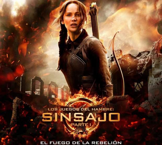 Trailer español de Los Juegos del Hambre: Sinsajo parte 2
