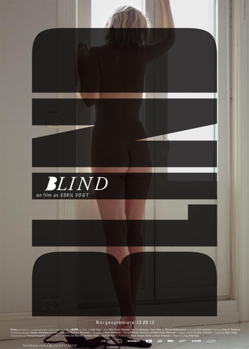 Póster de Blind