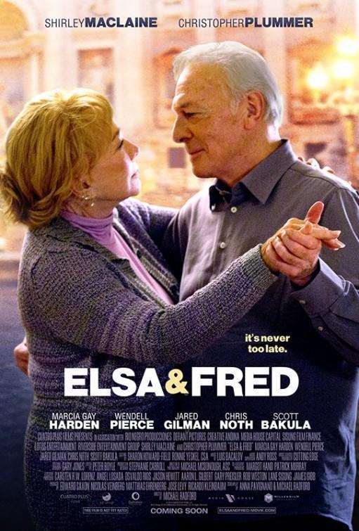 Póster de Elsa y Fred