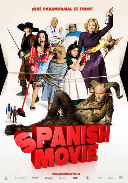 Póster de Spanish Movie