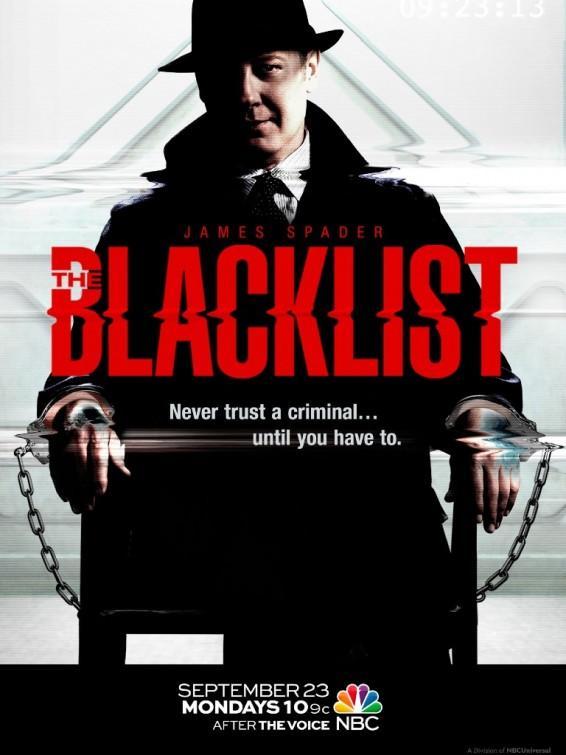 Póster de The Blacklist