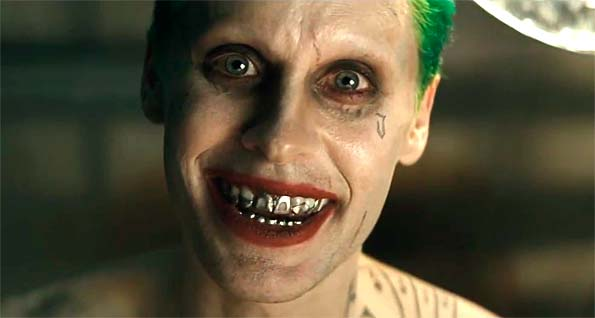 Joker en el trailer en español de Escuadrón suicida