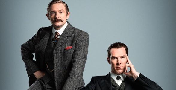 Imagen del Especial de navidad de Sherlock