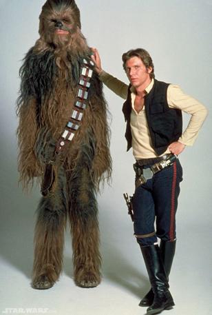 Han Solo protagonista spin-off de Star Wars