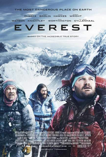 Póster de Everest