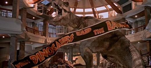 Especial Jurassic Park