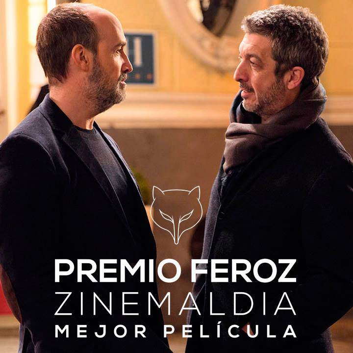 Truman Premio Feroz Zinemaldia 2015