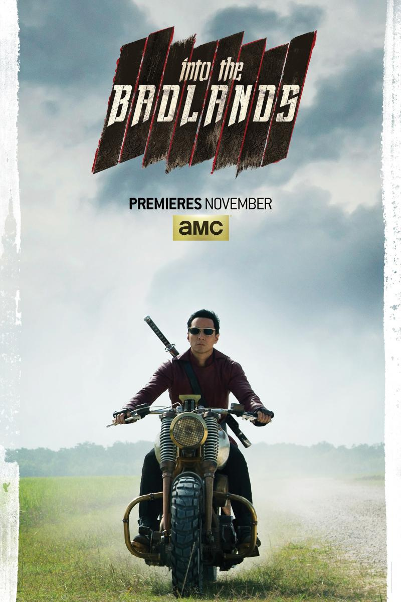 Póster de Into the Badlands