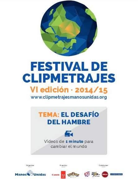 Festival de Clipmetrajes solidarios