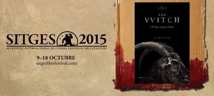 Especial cine de terror Sitges 2015