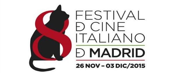 Banner Festival de Cine Italiano de Madrid