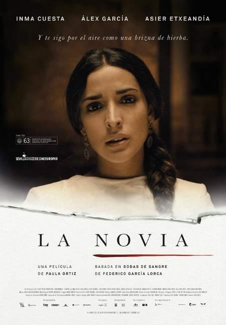 Póster de La Novia