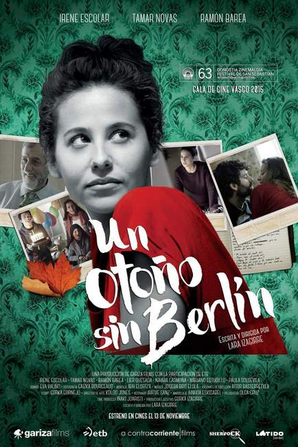 Póster de Un otoño sin Berlín