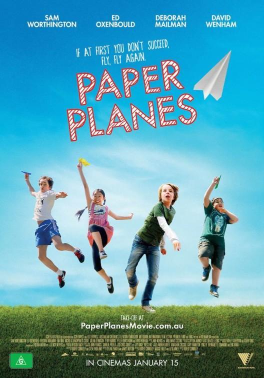 Póster de Aviones de papel