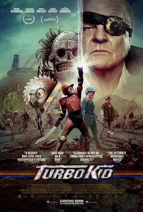 Póster de Turbo Kid