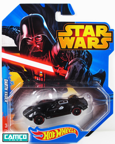 Gama Hot Wheels Darth Vader