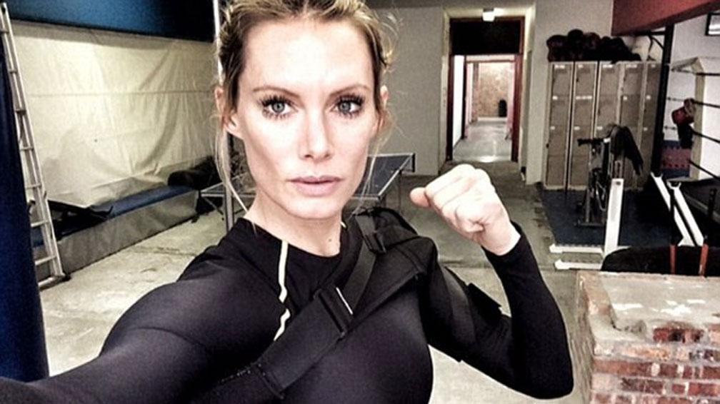Olivia Jackson, doble de Milla Jovovich